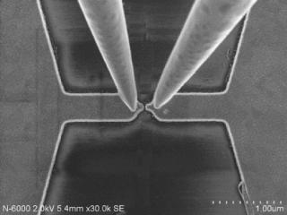 Nano-Probe Measurement (example)
